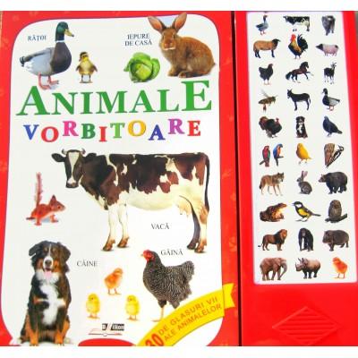 Animale vorbitoare - Carte sonora