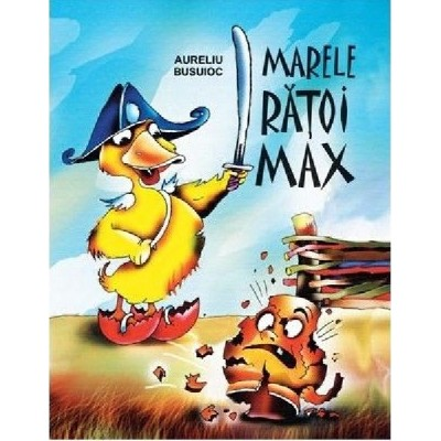 Marele ratoi Max - Aureliu Busuioc