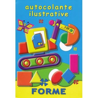 Forme - Autocolante ilustrative